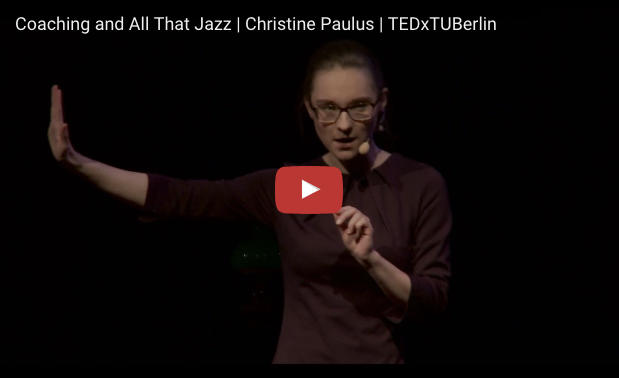 Coaching and All That Jazz | Christine Paulus | TEDx