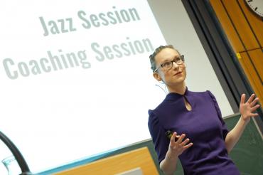 Christine Paulus Coaching Coach Göttingen online Jazz up Wer bin ich Was kann ich Was will ich