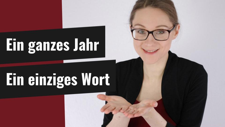 Christine Paulus Coaching Göttingen online Vorsätze Vorwort Ein Jahr ein Wort